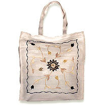 04928f0d7c78 Description - Smart and trendy handmade jute bags are delicately designed  to suit every celebration. They exhibit extra glitter to enhance the beauty  of ...